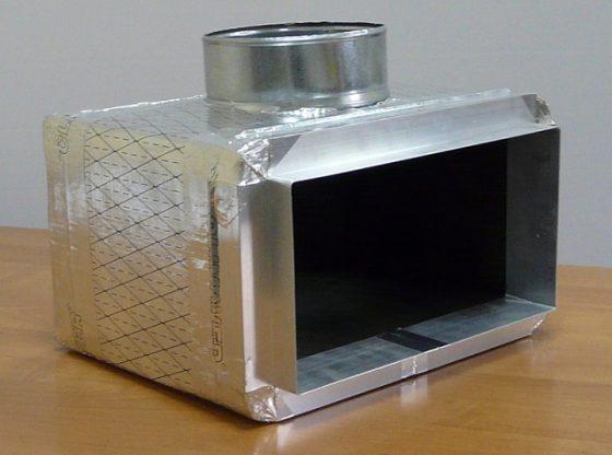 Standardowa puszka rozprężna Climaver